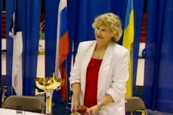 KOOP CUP 1995. Gymnastics Competition in Toronto, 10/10
