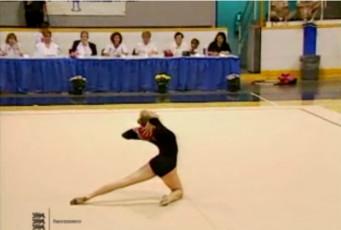 KOOP CUP 1995. Gymnastics Competition in Toronto, 3/10