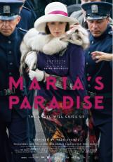 Maria paradiis. Filmi plakat inglise keeles Kujundus Aleksander Roslin Stellar Film