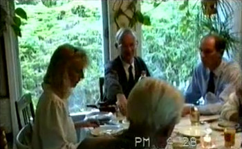 Helga and Enn Nõu Celebrate Their Birthdays on September 21, 1991
