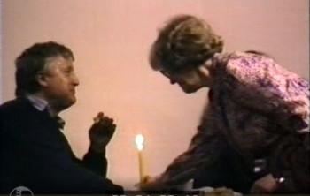 David Papp at the Gathering in Uppsala Estonian Home 1987