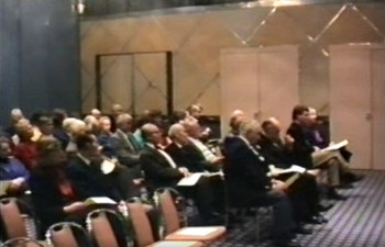 Educational Day of Estonian Committee in Stockholm in 1988