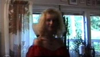 Laine's 30th Birthday in Askvägen, 1990