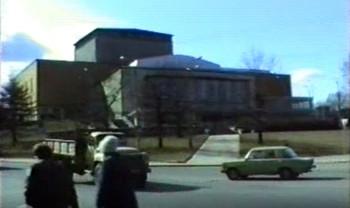 In Tartu, 1989