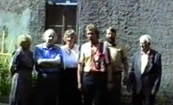 Helga's Home in Jalaka Street in Pärnu on June 25, 1990