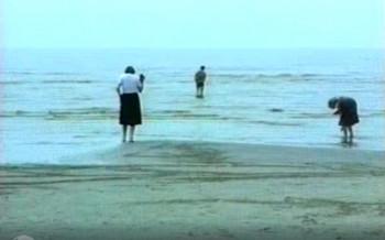 In Pärnu: Vallikäär, Parks, Beach on June 28, 1990
