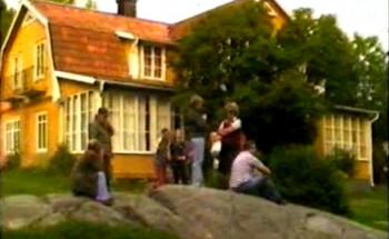 "Autumn Gathering of Metroo in ""Kungla"" Camp, Björkö on Sept 11-12, 1982"