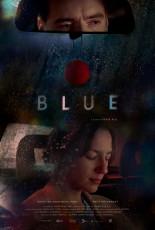 Sinine. Plakat inglise keeles Kujundus Sass Roslin Stellar Film
