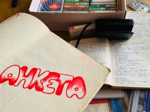 Soviet Friendsbook
