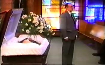 Funeral of Ignas Tõrmaküla in St. Peter's Church Toronto