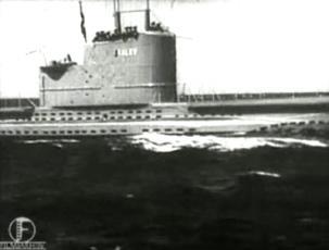Allveelaevad harjutustegevusel