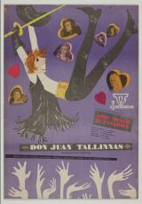 Don Juan Tallinnas Kunstnik Siima Škop Filmiarhiivi kogu