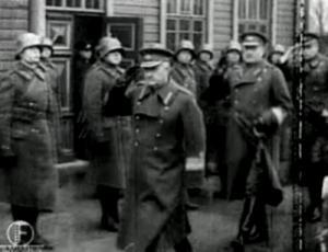 1. Jalaväerügemendi 20. aastapäeva pidustused Narvas