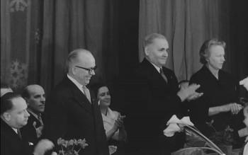 10 aastat Soome - NSV Liidu sõpruslepingut
