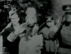 Jaapani saadik Sin Sakuma läheb riigivanemale K.Pätsile volitusi esitama 20.05.1937