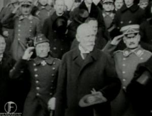 Läti presidendi külaskäik Tallinna 23.02.1925