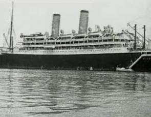 Välismaa laevu Tallinna sadamas