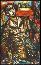 Viimne reliikvia Artist Evald Okas Rahvusraamatukogu