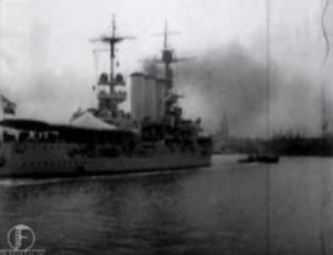 Tegevust Tallinna sadamas