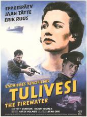 Tulivesi Kunstnik Kristjan Mändmaa Filmiarhiivi kogu