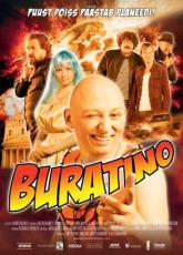 Buratino Kunstnik Marek Piliste Eesti Filmi Sihtasutuse kogu