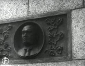 Mälestussammas president K. Pätsi sünnikoha tähistamiseks