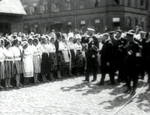 IV Kaitseliidu päev Tallinnas ja Kaitseliidu suvelaagrid