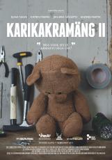 Karikakramäng II: Aitäh, et sa minuga juhtusid Kunstnik Johannes Naan, foto Sven Tupits Kuukulgur Filmi kogu