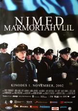 Nimed marmortahvlil Eesti Filmi Sihtasutuse kogu