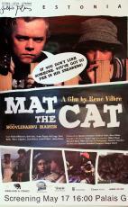 Röövlirahnu Martin. Mat the Cat Kunstnik Asko Künnap Filmiarhiivi kogu