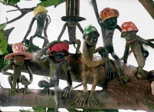 Kaupmees ja ahvid