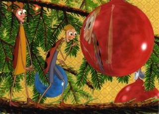 Lepatriinude jõulud