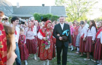 Kihnu Wedding