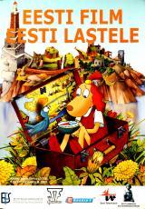 Eesti film Eesti lastele. Lotte reis Lõunamaale (2000) Kunstnik Heiki Ernits Eesti Filmi Sihtasutuse kogu