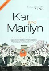 Karl ja Marilyn Kunstnik Priit Pärn Eesti Joonisfilm