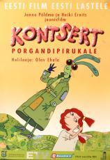 Eesti film Eesti lastele. Kontsert porgandipirukale Kunstnik Heiki Ernits Eesti Filmi Sihtasutuse kogu