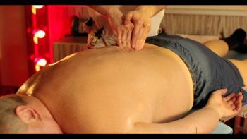 Õnneliku lõpuga massaaž
