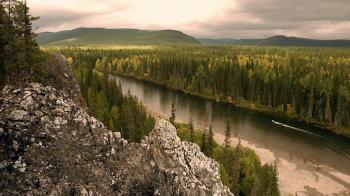 Suur jõgi, 1: Retk Leena lättele