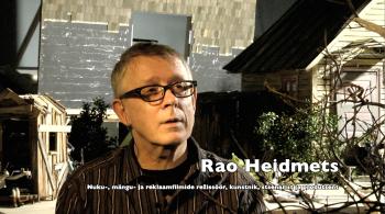 Juhan Vihterpali intervjuu Rao Heidmetsaga
