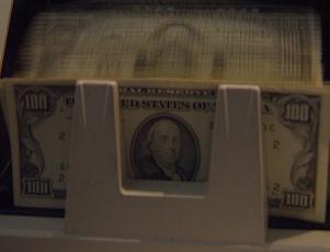 Vene metalli ja US $ suudlus