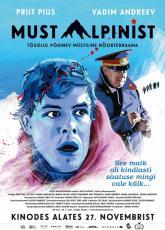 Must alpinist Kunstnik Kristjan Mändmaa Kopli Kinokompanii