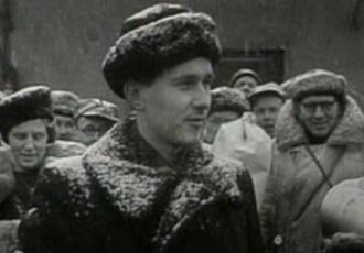 Nõukogude Liidu malemeister Paul Keres saabus Tallinna