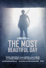 Kõige ilusam päev. Filmi plakat inglise keeles Einar Kuusk