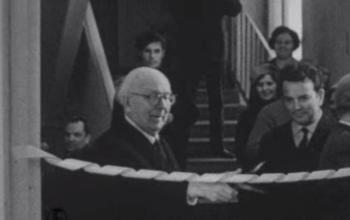 Aleksander Elleri juubelinäitus Tartus 1971