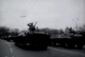 Oktoobrirevolutsiooni aastapäev Tallinnas