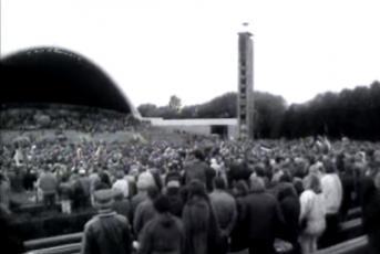 Vabaduse laul Tallinna Lauluväljakul ja Eesti Vabariigi rahvusvaheline tunnustamine