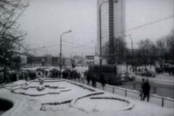 Tallinn, detsember '91