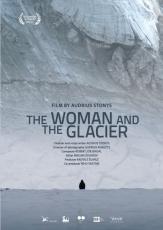 Naine ja liustik. Ingliskeelne plakat UKU Films