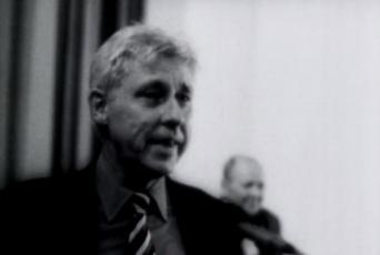 Professor Rein Taagepera loengul TPI aulas