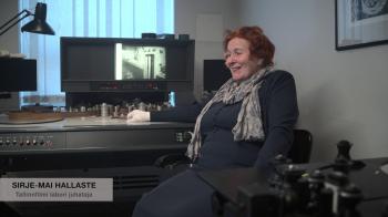 Intervjuu Sirje-Mai Hallastega